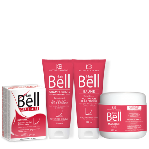 HAIRBELL - SET COMPLET