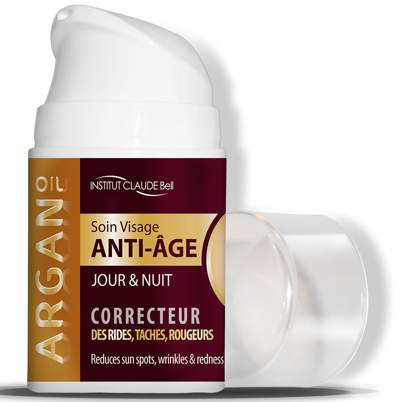 ANTI-âGE - ARGAN OIL