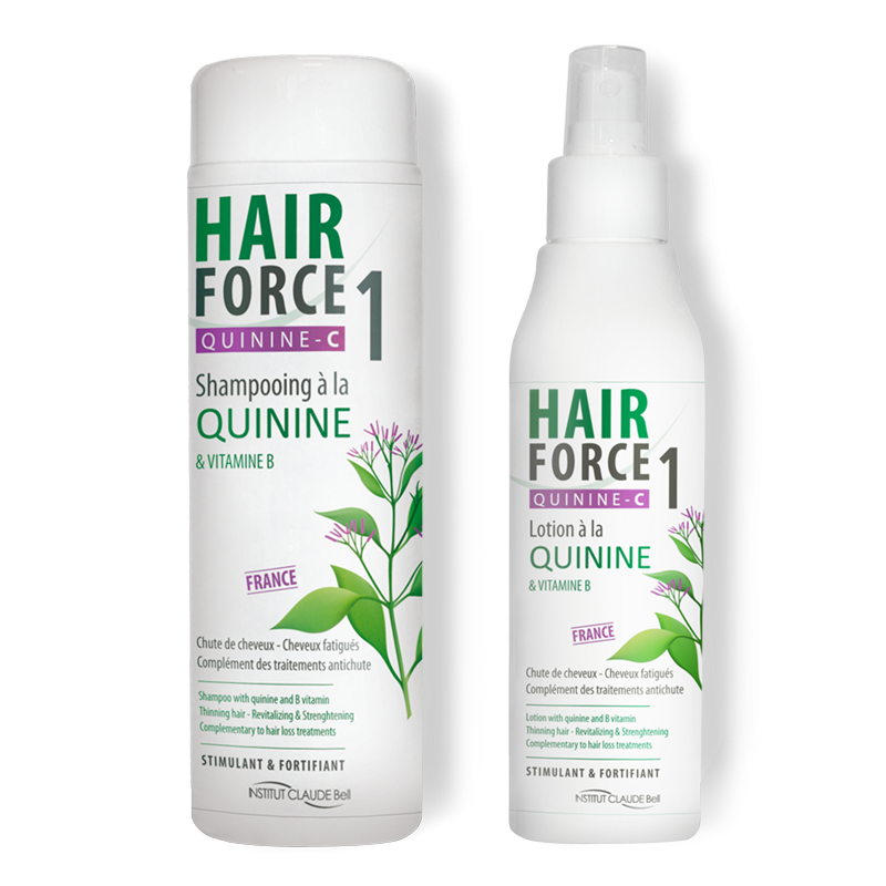HAIR FORCE ONE QUININE C