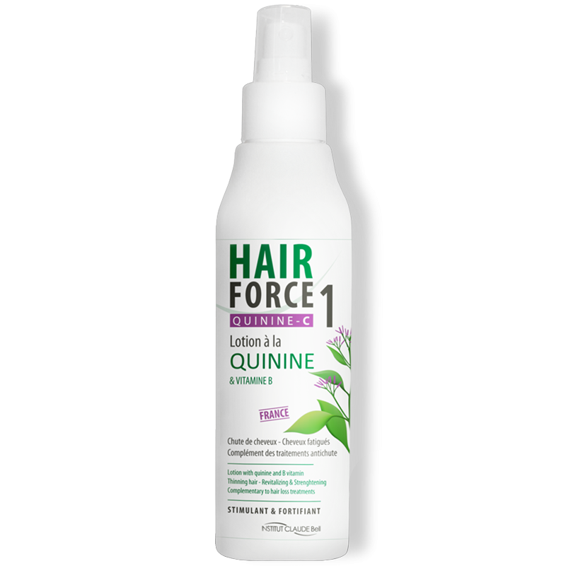 Hair Force One QUININE C - Lotion