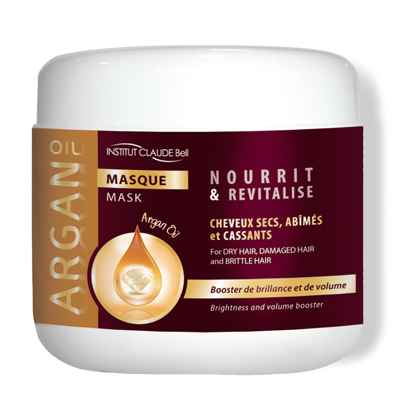 ARGAN OIL - Masque