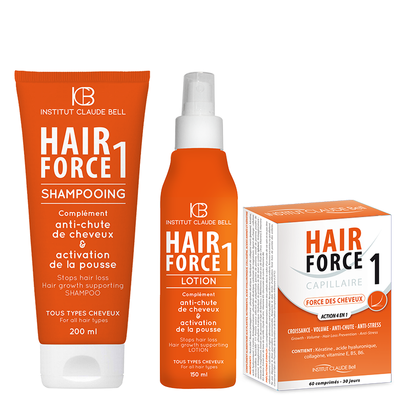 HAIR FORCE ONE - SET COMPLET