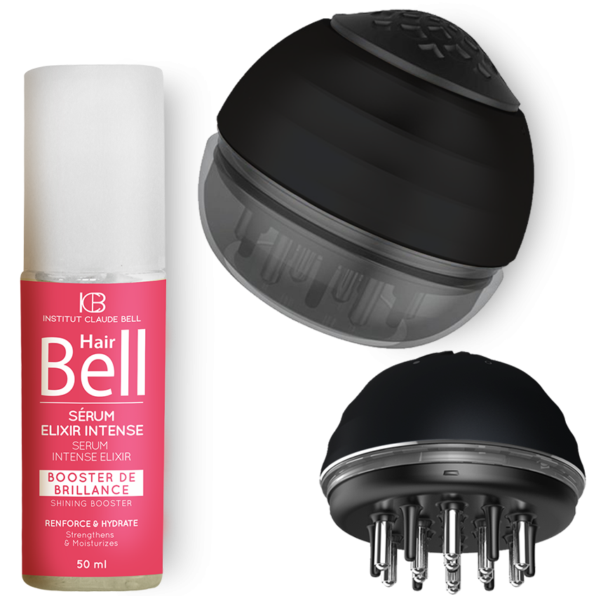 BROSSE APPLICATEUR SERUM & HAIRBELL SERUM